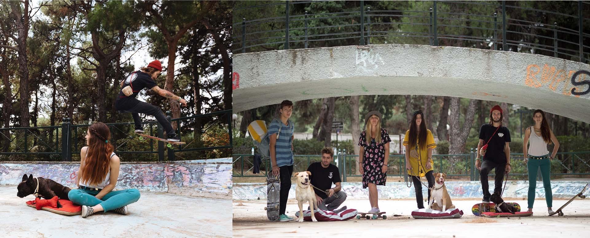 Skaters I