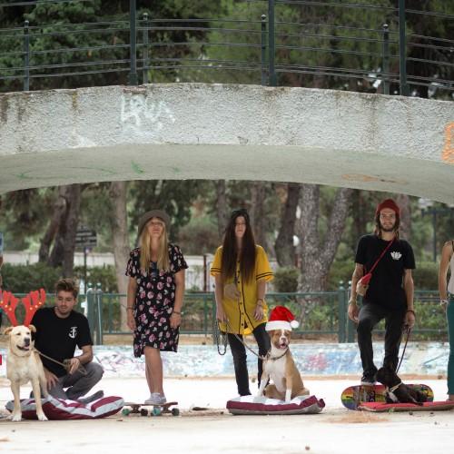 skaterss christmas